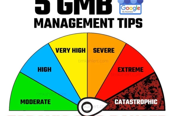 Top 5 Google My Business Management Tips